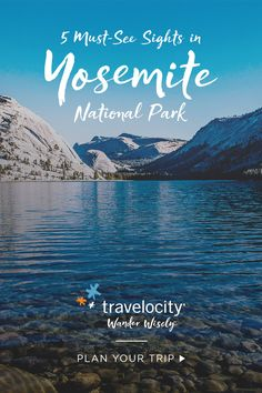 See the Falls, Half Dome, El Capitan and so much more. The trip of a lifetime awaits on Travelocity!