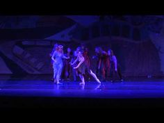 ▶ Northwest Ballet ~ Little Mermaid Act 2.3 Witch's Lair - YouTube ~ video