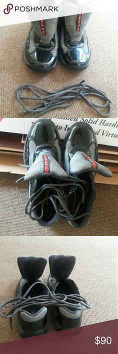 Men Prada Men original prada shoes Prada Shoes Sneakers