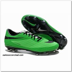 huge discount 86aca df370 Nike Hypervenom Phantom FG Mens 2014 Green Black  60.00