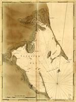 Chart of Plymouth Bay.