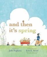 Caldecott-winning artist of A Sick Day for Amos McGee, Erin Stead, dazzles once again in this ode to the first stirrings of spring. Following a snow-filled winter, a young boy and his dog decide that they've had enough of all that brown and resolve to plant a garden. They dig, they plant, they play, they wait . . . and wait . . . until at last, the brown becomes a more hopeful shade of brown, a sign that spring may finally be on its way.