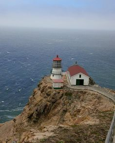 Point Reyes Lighthouse Photograph