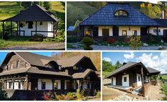modele de case din Bucovina