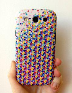 "Samsung Galaxy S3 Case - ""Funfetti Explosion"" - unique Samsung Galaxy S3 Case, hipster Samsung Galaxy S3 Case. $35.00, via Etsy."
