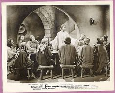 Find 1954 Day of Triumph Starring Robert Wilson as Jesus Christ Original Movie Still Photo in Photographs, Famous People, Movie Stars category on Playle's. Photo Store, Cristiano, Movie Stars, Jesus Christ, Famous People, The Originals, Movies, Painting, Character