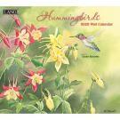 Calendars Hummingbirds Wall Calendar - Linen Embossed Paper with Gift Jacket. Terry Redlin, Season Calendar, Kliban Cat, Stationery Companies, Country Sampler, Lord Is My Shepherd, Embossed Paper, Desk Calendars, Field Guide