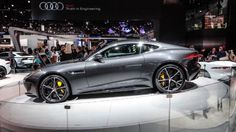 2016 Jaguar F-Type Coupe Price and Interior
