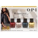 OPI Washington Collection Nail Varnish Mini Pack OPI have collaborated with American actress Kerry Washington to create the Nail Varnish Mini Pack. Combining four shades of nail polish that glide effortlessly onto nails, you can expect long-wearing, http://www.MightGet.com/january-2017-12/opi-washington-collection-nail-varnish-mini-pack.asp