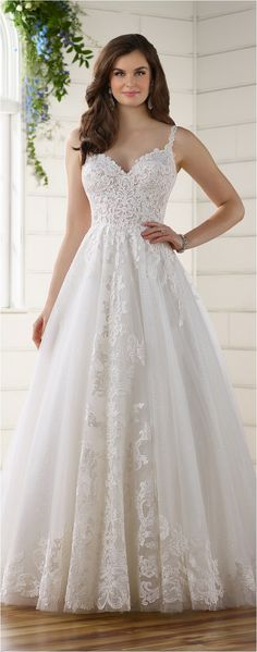 140 new spring summer 2017 wedding dresses trends and ideas (36)