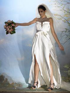 Lanvin taffeta and silk gown   Stunning Wedding Gowns   Pinterest ...