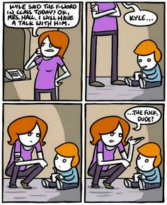 10 van de meest grappige cartoons over het ouderschap ooit - Me-to-We