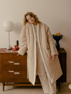 166e3b074c Introducing Inactive Wear and the Coziest Marshmallow Coat Ever