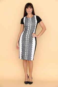 Vestidos - Moda Evangélica e Roupa Evangélica: Bela Loba