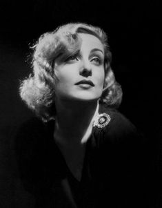 October 1908 – January was an American film actress. She was particularly noted for her energetic, often off-beat roles in the screwball comedies of the She was the highest-paid star in Hollywood in the late Vintage Hollywood, Classic Hollywood, George Hurrell, Carole Lombard, Glamour Shots, Best Actress, Hollywood Stars, Actors & Actresses, Hollywood Actresses