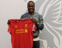 Liverpool signs 22 year old Nigerian winger Victor Moses from Chelsea, on a year long loan, with 1 million pounds paid.