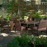Cabos Collection Square Patio Dining Set - Seats 8 Item#: HN-VDG217       Video    (22 Ratings)Write a ReviewRead 22 Reviews  SALE PRICE:  $1,299.99  Save  41%List Price: $2199.99 $39.00ea. Learn MoreFREE SHIPPING  Ships within 24 Hours  if bought before the end of the day