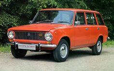 1976 Lada 1200 Combi / USSR