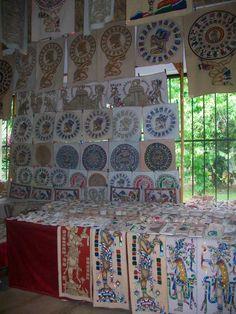 Artesanías - Chichen Itzá - Mexico -