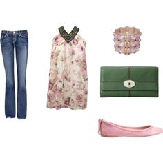 casual date, created by zett40 on Polyvore