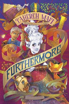 Furthermore, Tahereh Mafi (Summer Best Children's and Middle Grade Books: Puppies, Floating Schools, Fairy Tales, and More) Neil Gaiman, Good Books, My Books, Library Books, Open Library, Library Ideas, Shatter Me Series, Enchanted Book, Chapter Books