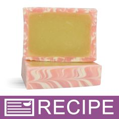 RECIPE: Orchid & Pink Amber Rimmed CP Soap - Wholesale Supplies Plus
