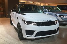 Recap - 2018 #RangeRoverSport seen in the flesh for the first time
