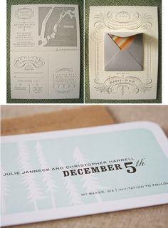 love the little envelope