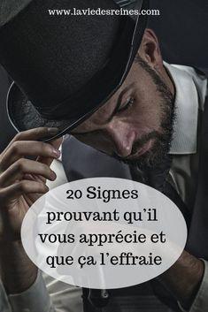 20 Signes prouvant q