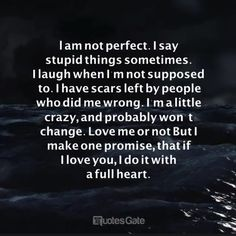 This is me... I just wish I could tell him I love him. It's hard and the scars are deep. I hope he understands who is he and it will be hard to say. But when I do, it will be complete.