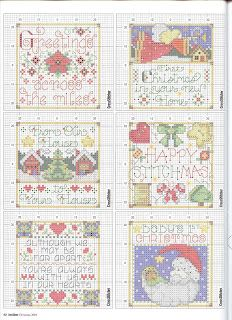 Home Sweet Home Xmas | Ponto Cruz-Cross Stitch-Punto Cruz-十字绣-Punto Croce-Kreuzstitch-Point de Croix-вышивк
