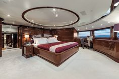 Benetti Yachts presents, MY Checkmate – unit BV018 – is the 15th yacht built in the fortunate Vision line, and the top of the Class range of yachts.