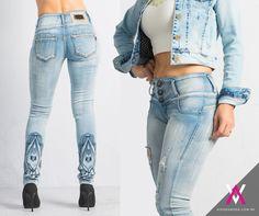 #fashion #jeans #calça #look