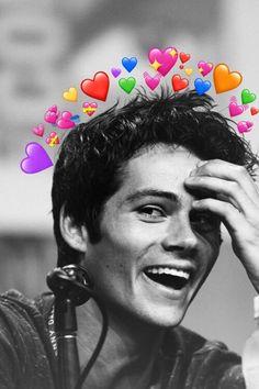 Focus on that smile ! 😘😍 - Focus on that smile ! Teen Wolf Stiles, Teen Wolf Boys, Teen Wolf Dylan, Teen Wolf Cast, Dylan O'brien, Dylan Thomas, Jake T Austin, Nicholas Hoult, Meninos Teen Wolf