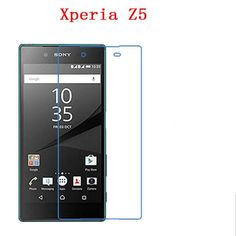 ZLYLXL Soft Explosion proof for Sony Xperia Z5 film touch Screen Protector