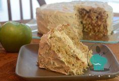 #cakes #SauerkrautAppleCake