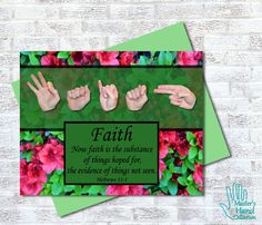 Print unique #Christian #greetingcards right from the comfort of home! And give the gift of #Faith to a friend in need!  #printables #christianliving Printable Cards, Printables, 5x7 Envelopes, Faith Is The Substance, Now Faith Is, Bible Verses About Faith, Copy Print, Christian Living, Card Stock