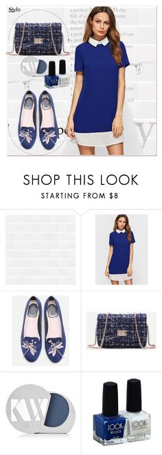 """""""SheIn 7/ 10"""" by emina-095 ❤ liked on Polyvore featuring Kjaer Weis"""