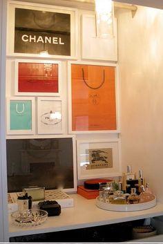 Adorei as ideias postadas pela blogueira Mari Saraiva do Le Petit Espace. #cute