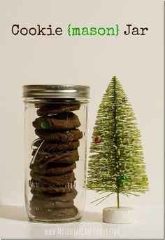Cookie Jar Mason Jar