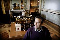 Stéphane Garcia, écrivain, (alias François Darracq).  Galilée persécuté par les Jésuites: le polar haletant d'un prof genevois. Fictional Characters, Switzerland, Fantasy Characters