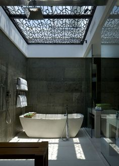 Natural Bathroom Design In Luxury W Retreat And Spa Bali Interior Design By AB Concept 2103