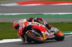 British GP FP3 - Marc Marquez