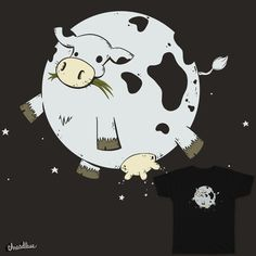 Full Moo on Threadless