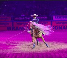 We just had to share the gorgeous shots by Tough Enough to Wear Pink at the Wrangler National Finals Rodeo this year! Check out the album: https://www.flickr.com/photos/tetwp/sets/72157649323263918/
