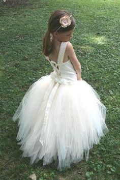 omg flower girl dress yes please