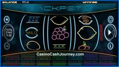 Jackpotz Slot is a 5-payline and 3-reel New Slot powered by Core Gaming software. More this way...   http://www.casinocashjourney.com/slots/core-gaming/jackpotz.htm