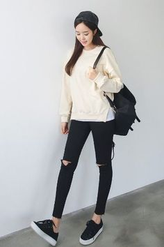 nice Korean New Arrivals | Korean Fashion New Arrivals for Women by http://www.globalfashionista.xyz/korean-fashion-styles/korean-new-arrivals-korean-fashion-new-arrivals-for-women-4/
