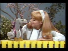 "Shari Lewis & Hush Puppy - ""Easter with Oral Roberts"", 1970"