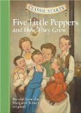 haven't looked at this list of classics for children, but pinning it because it's got five little peppers!